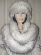 Super Long Faux Fur Scarves