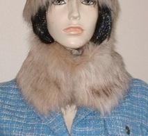 Faux Fur Short Collars