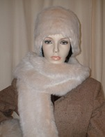 Sunny Bear Faux Fur Hats, Headbands, Scarves, Accessories