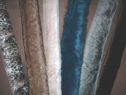 Faux Fur Draught Excluders