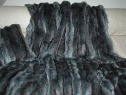 Wolverine Faux Fur Throws