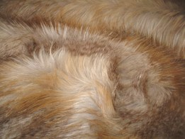 Coyote Faux Fur Throws