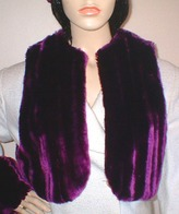 Indulgence Faux Fur Hats, Scarves, Collars and Accessories