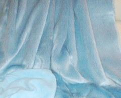 Designer Baby/Toddler Faux Fur Blankets