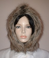 Faux Fur Hoods