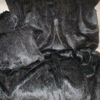 Wolfhound Faux Fur Throws and Bed Runners