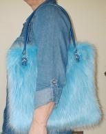 Faux Fur Handbags