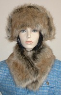 Husky Faux Fur Hats, Scarves, Collars and Accessories