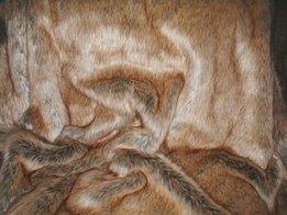 Husky Faux Fur Pet Blanket