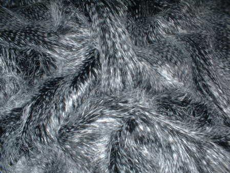 Tissavel Porcupine Faux Fur