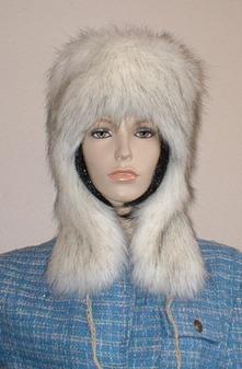 Alaska Faux Fur Trapper Hat