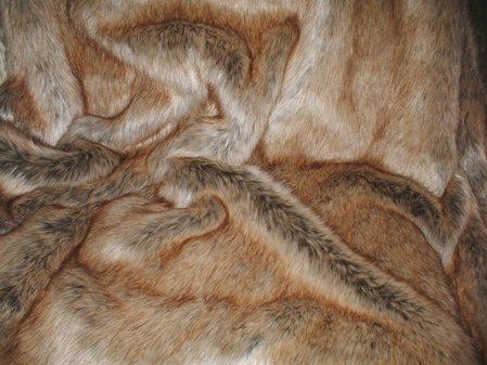 Husky Faux Fur per meter