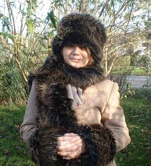 Kodiac Bear Faux Fur Hat