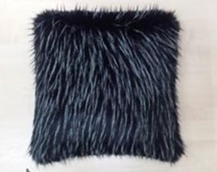 Pepe Faux Fur Cushions 51x51cm (20 inches)