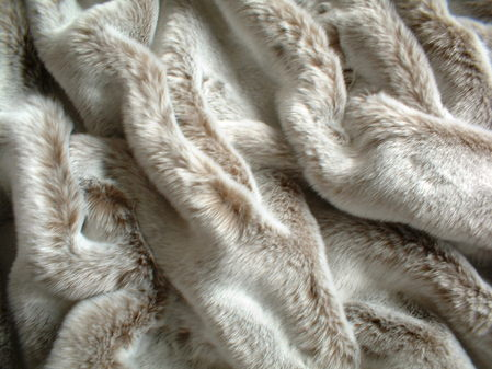 Koala Faux Fur SECONDS Per Meter