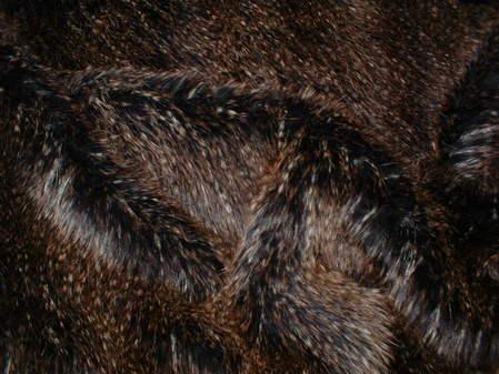Kodiac Bear Faux Fur per meter