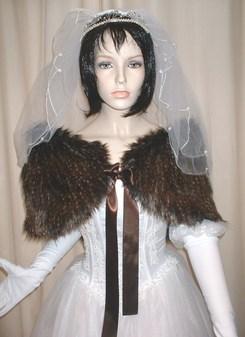 Kodiac Faux Fur Wrap