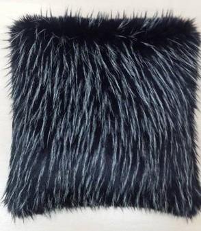 Pepe Faux Fur Cushion 61x61cm (24inches)