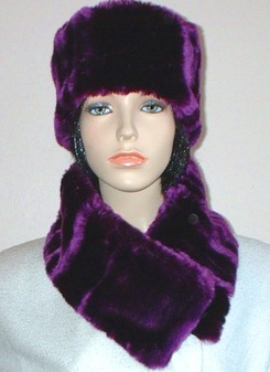Indulgence Faux Fur Hat