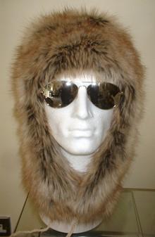 Husky Faux Fur Trapper Hat