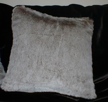 SALE Koala Faux Fur Cushions Set of 2